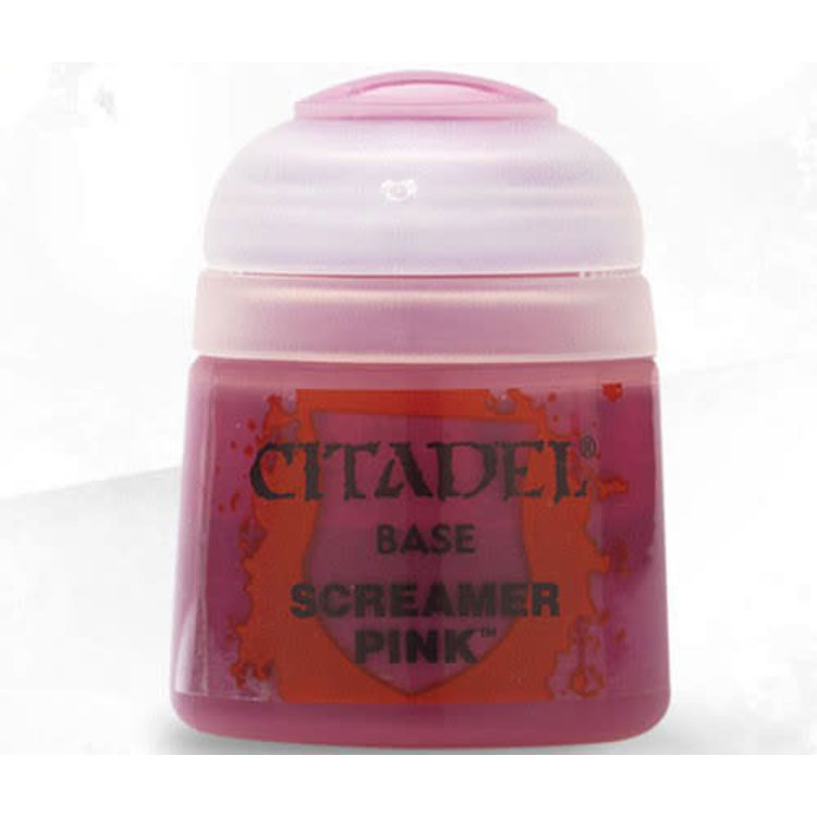 Citadel Citadel Paint - Base: Screamer Pink