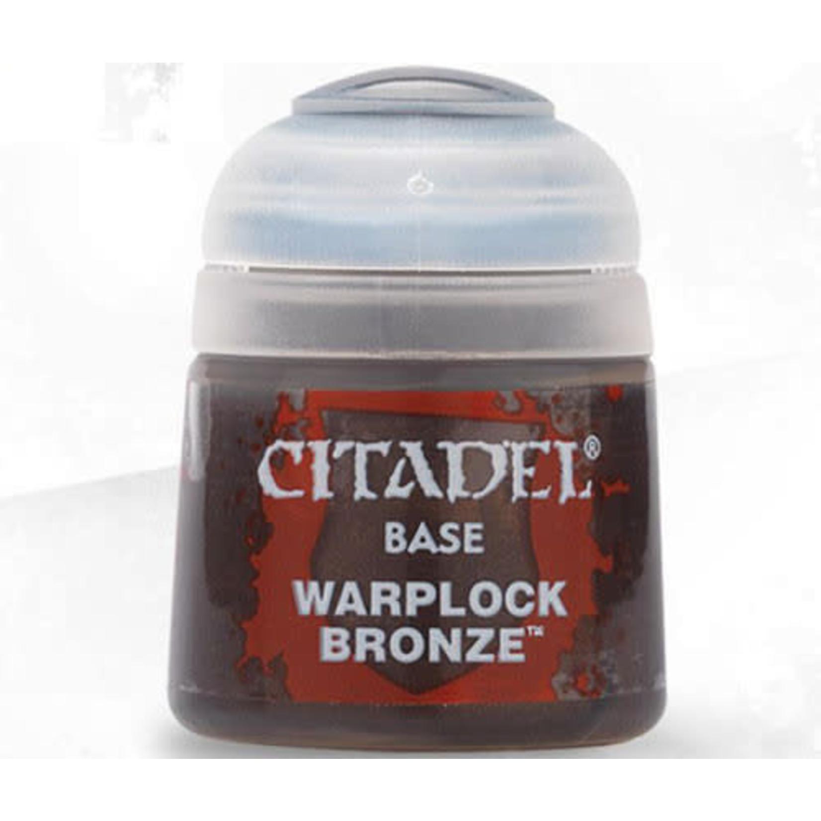 Citadel Citadel Paint - Base: Warplock Bronze
