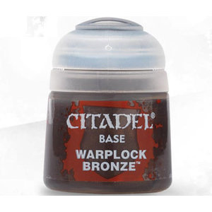 Citadel Citadel Paint - Base: Warplock Bronze