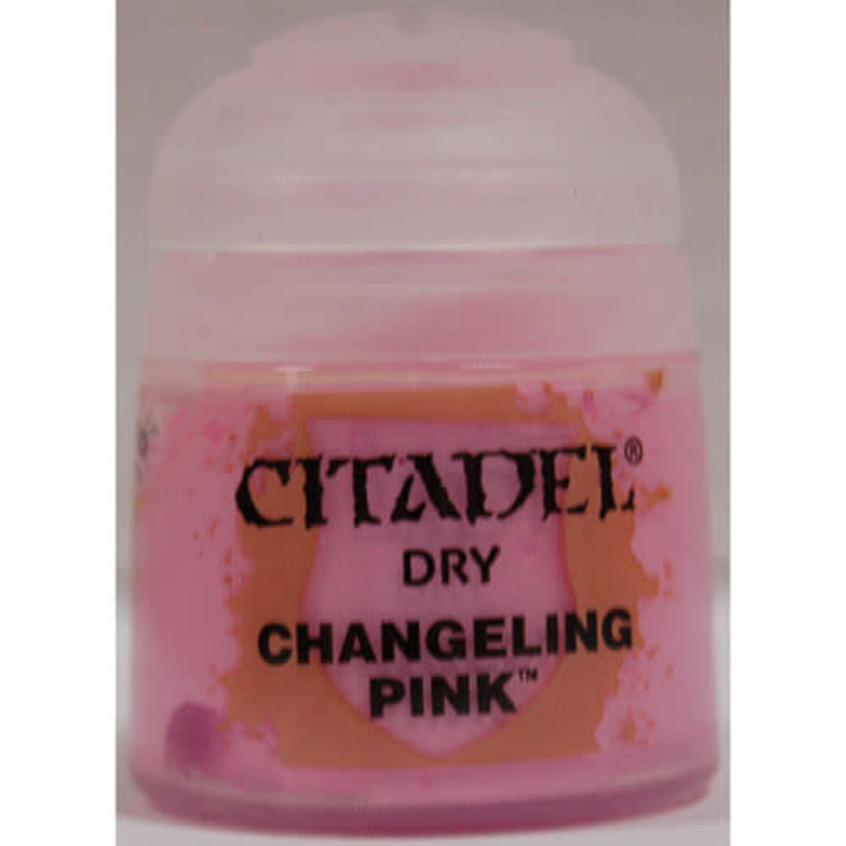 Citadel Citadel Paint - Dry: Changeling Pink