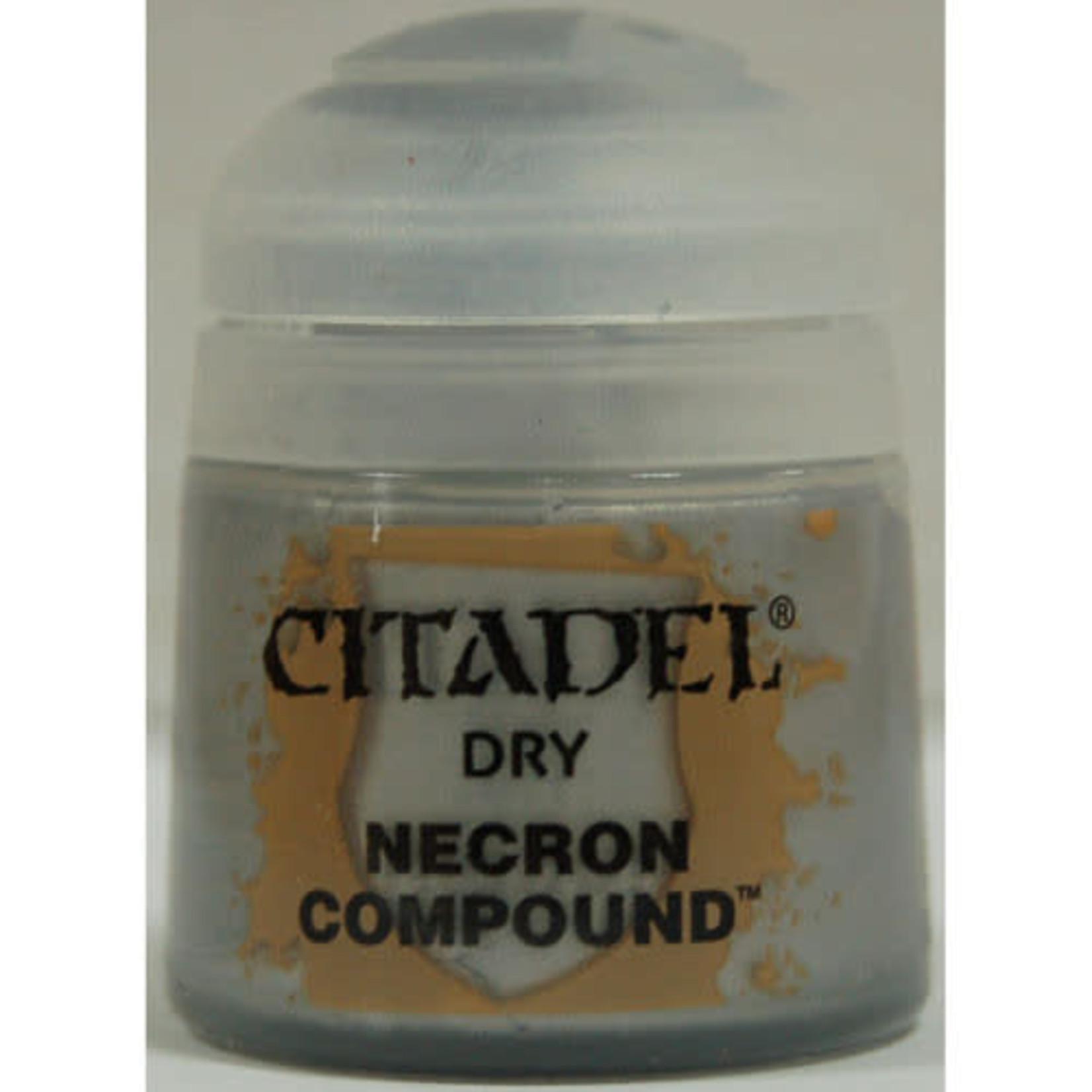 Citadel Citadel Paint - Dry: Necron Compound