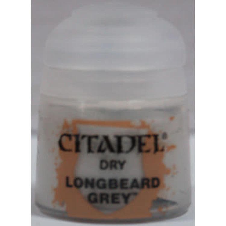 Citadel Citadel Paint - Dry: Longbeard Grey