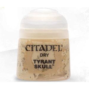 Citadel Tyrant Skull (Dry)