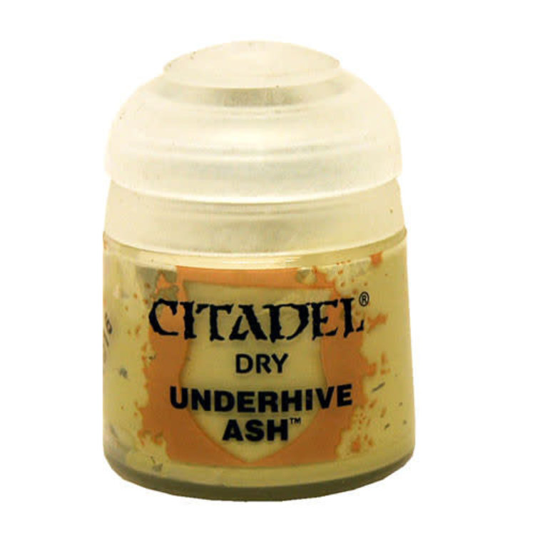 Citadel Citadel Paint - Dry: Underhive Ashe