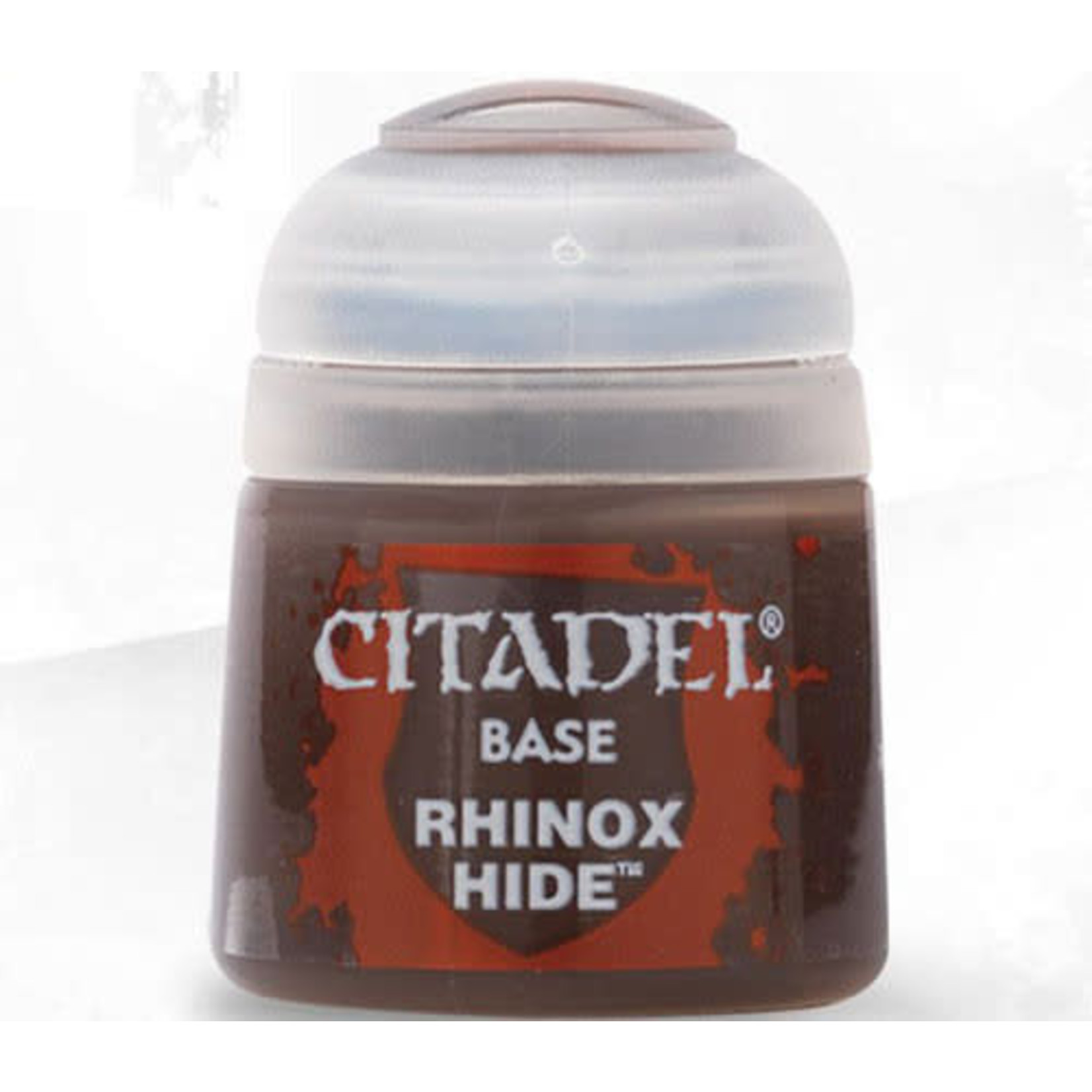 Citadel Citadel Paint - Base: Rhinox Hide