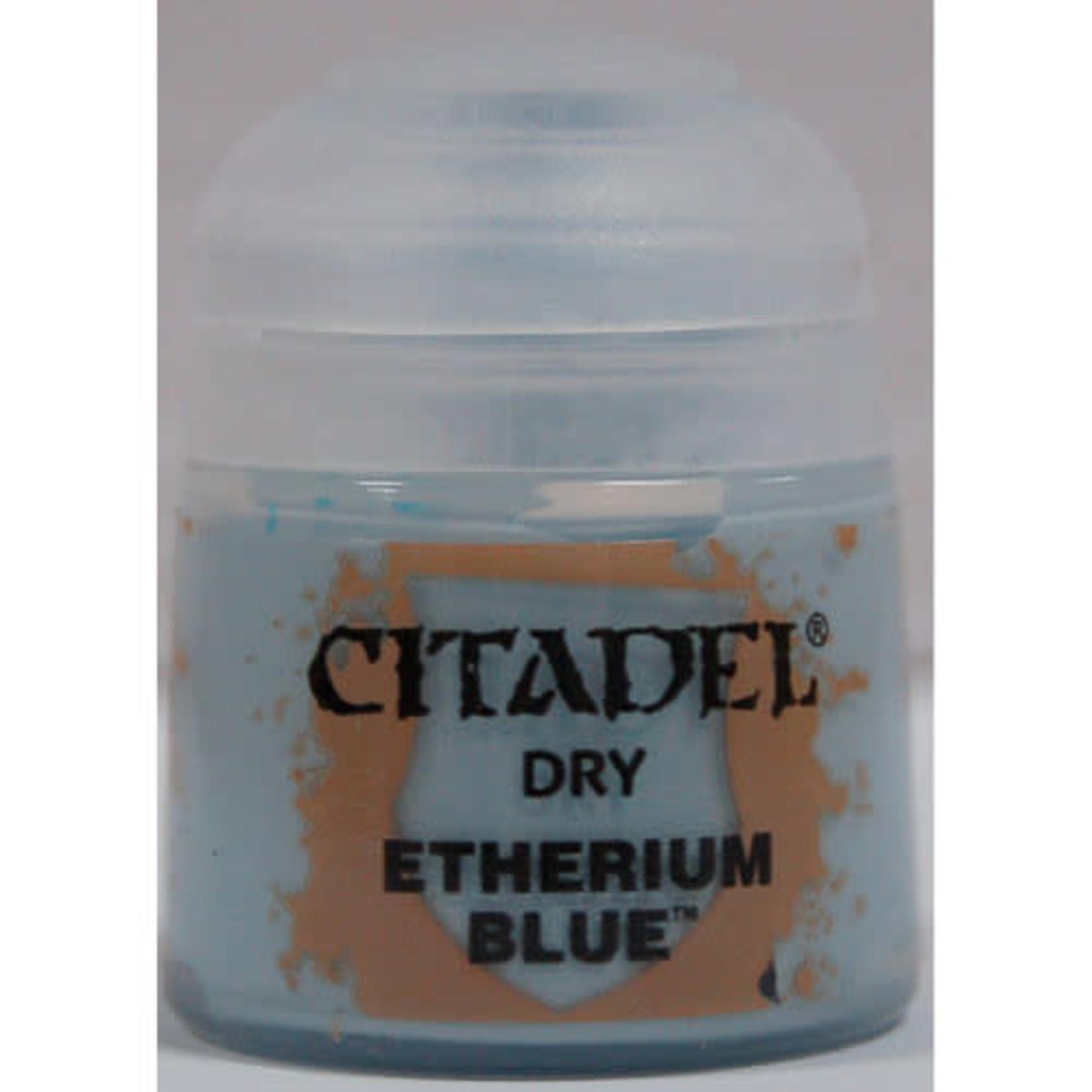 Citadel Citadel Paint - Dry: Etherium Blue