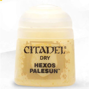 Citadel Citadel Paint - Dry: Hexos Palesun