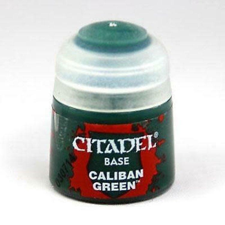 Citadel Citadel Paint - Base: Caliban Green