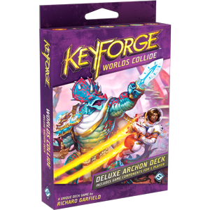 Fantasy Flight Games KeyForge: Worlds Collide Deluxe Archon Deck