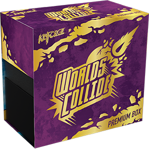Fantasy Flight Games KeyForge: Worlds Collide Premium Box