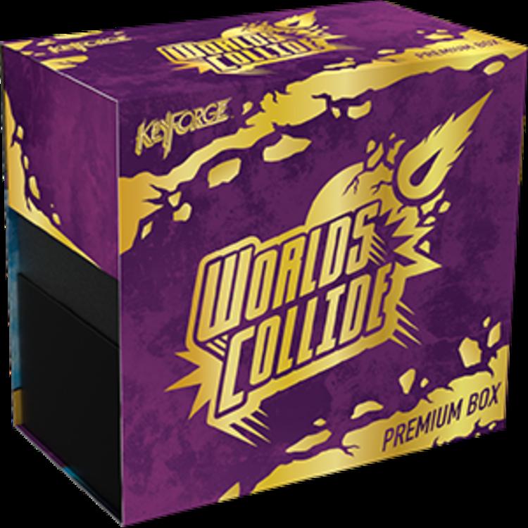 Fantasy Flight Games KeyForge: Worlds Collide Premium Box