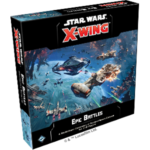 Fantasy Flight Games Star Wars X-Wing Epic Battles Multiplayer Expansion