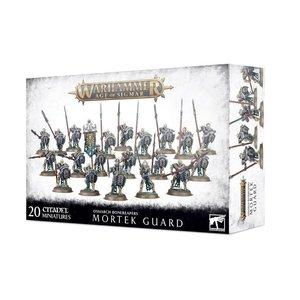 Games Workshop Warhammer Age of Sigmar: Ossiarch Bonereapers: Mortek Guard