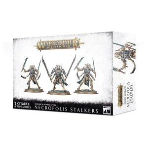 Games Workshop Warhammer Age of Sigmar: Ossiarch Bonereapers - Necropolis Stalkers
