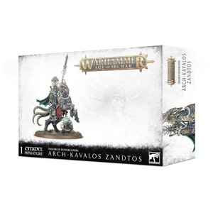 Games Workshop Warhammer Age of Sigmar: Ossiarch Bonereapers - Arch-Kavalos Zandtos