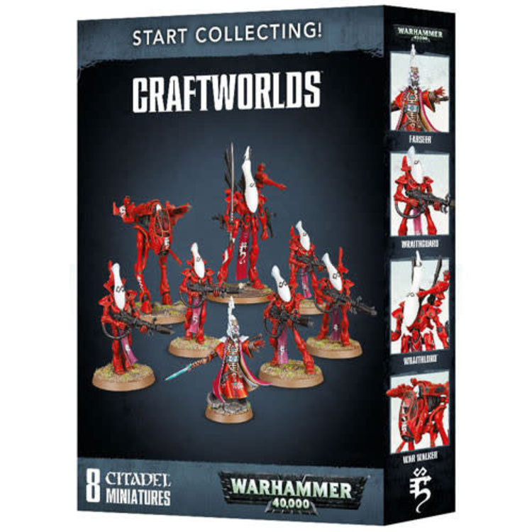 Games Workshop Warhammer 40k: Start Collecting! Craftworlds