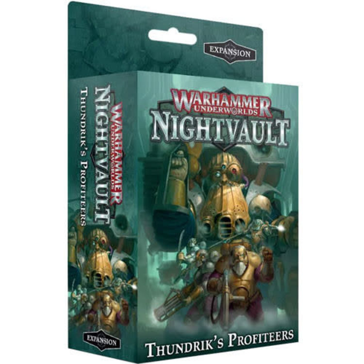 Games Workshop Thundrik's Profiteers Expansion (Warhammer Underworlds)