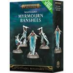 Games Workshop Warhammer AoS: Nighthaunt Myrmourn Banshees (Easy-to-Build)