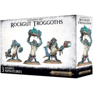 Games Workshop Warhammer AoS: Rockgut Troggoths