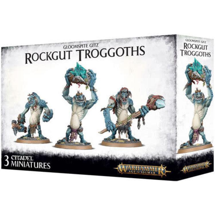 Games Workshop Rockgut Troggoths