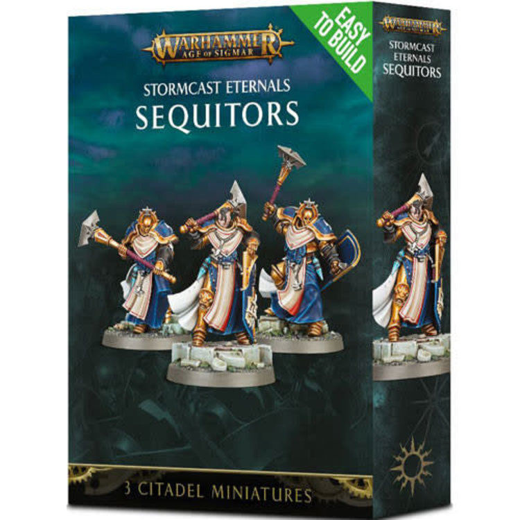 Games Workshop Stormcast Eternal Sequitors (Easy-to-Build)