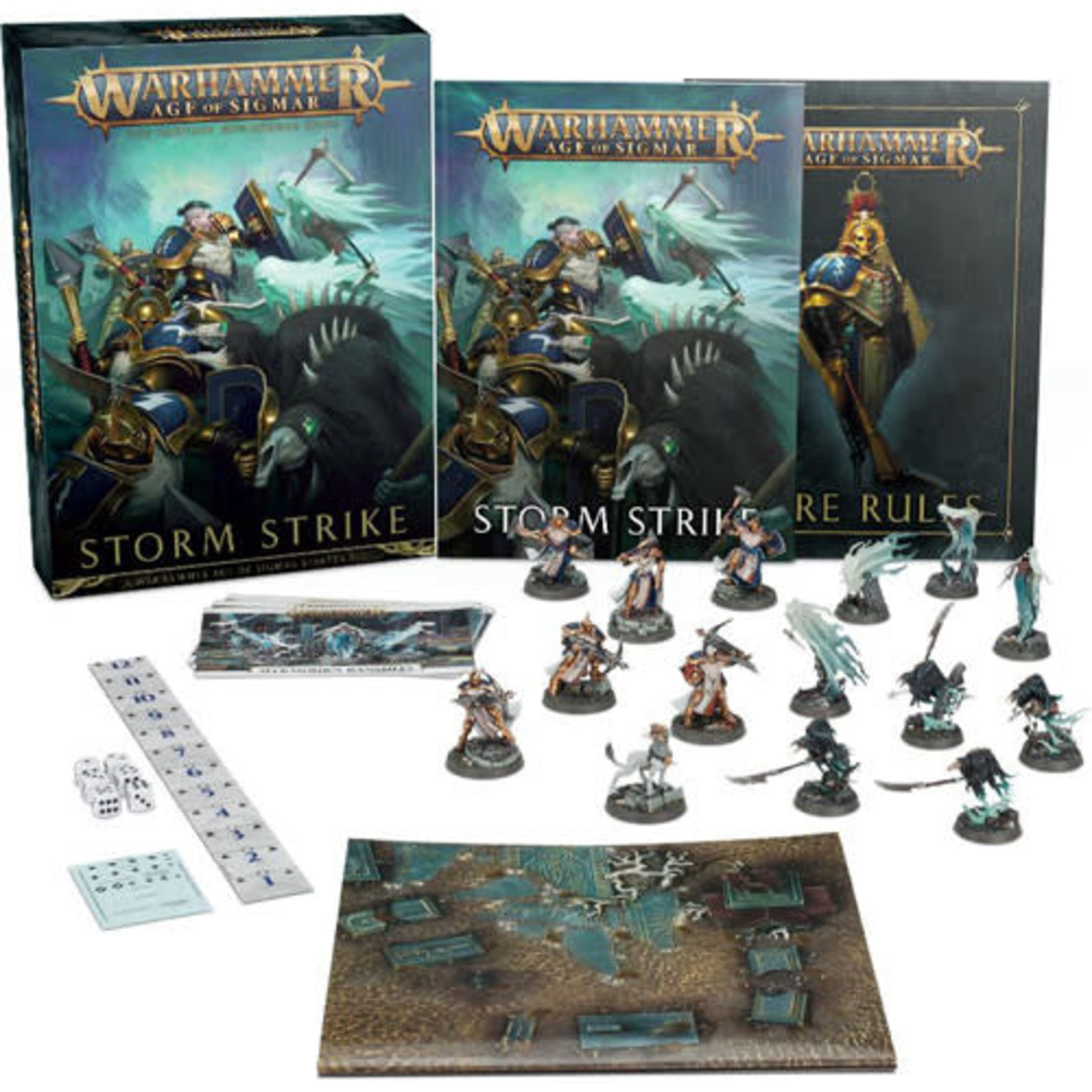 Games Workshop Warhammer Age of Sigmar: Storm Strike