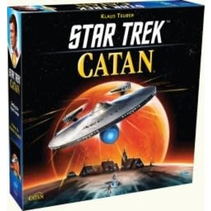Catan Studios Star Trek Catan