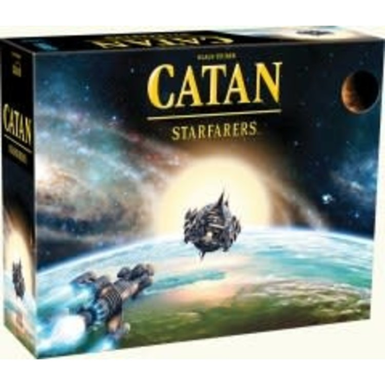 Catan Studios Catan: Starfarers 2nd Edition