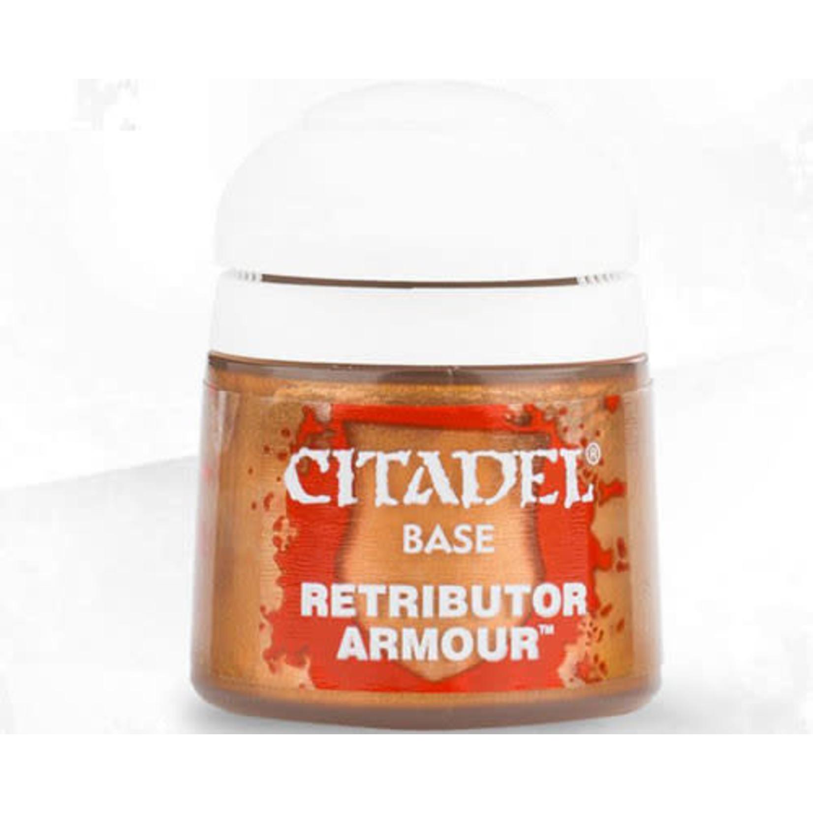 Citadel Citadel Paint - Base: Retributor Armour