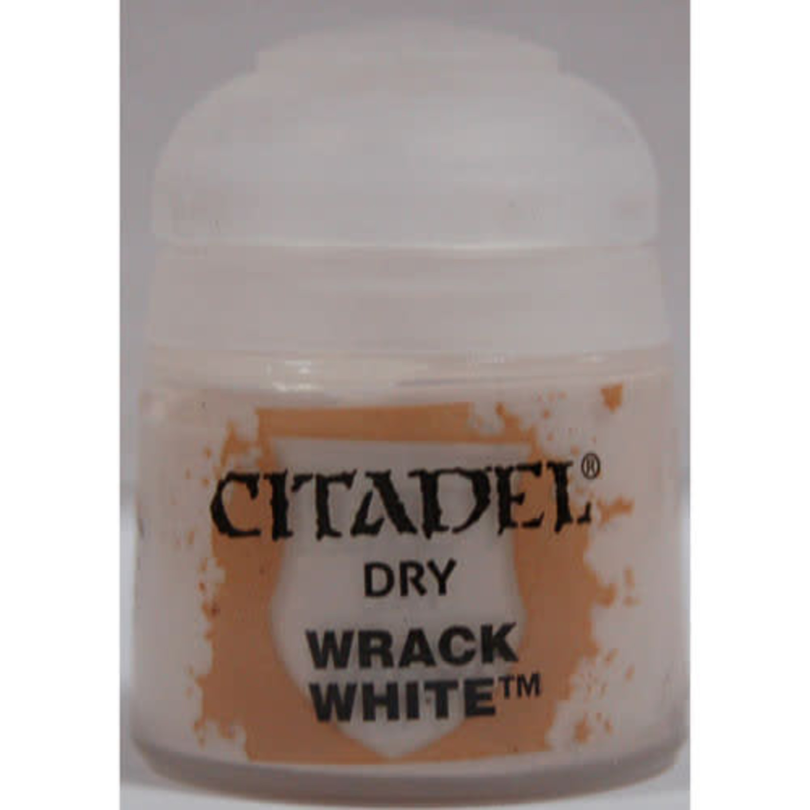 Citadel Citadel Paint - Dry: Wrack White