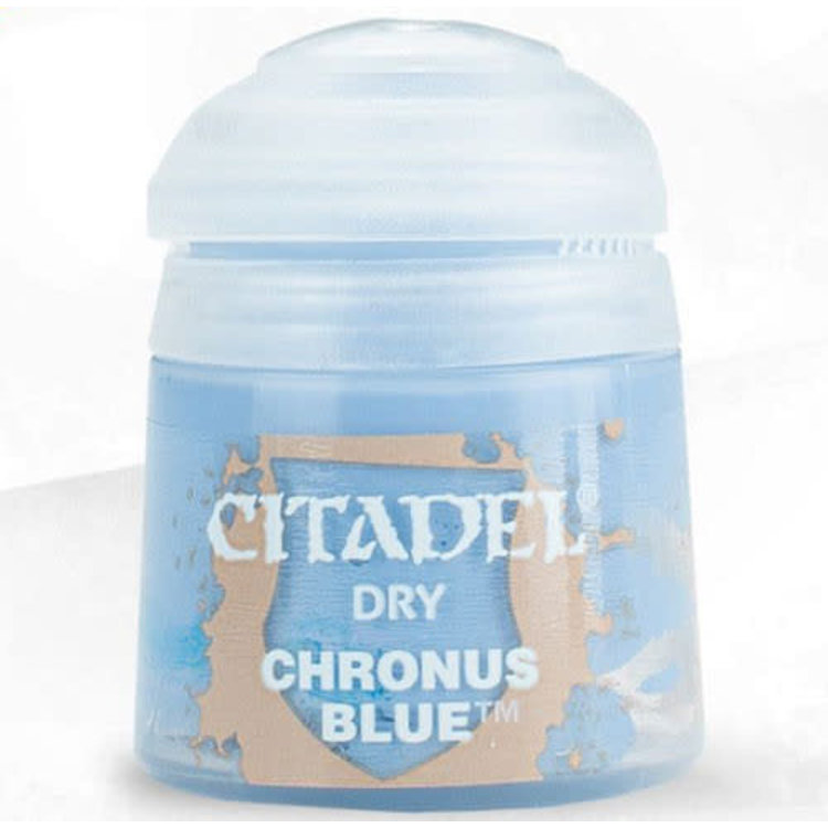 Citadel Citadel Paint - Dry: Chronus Blue