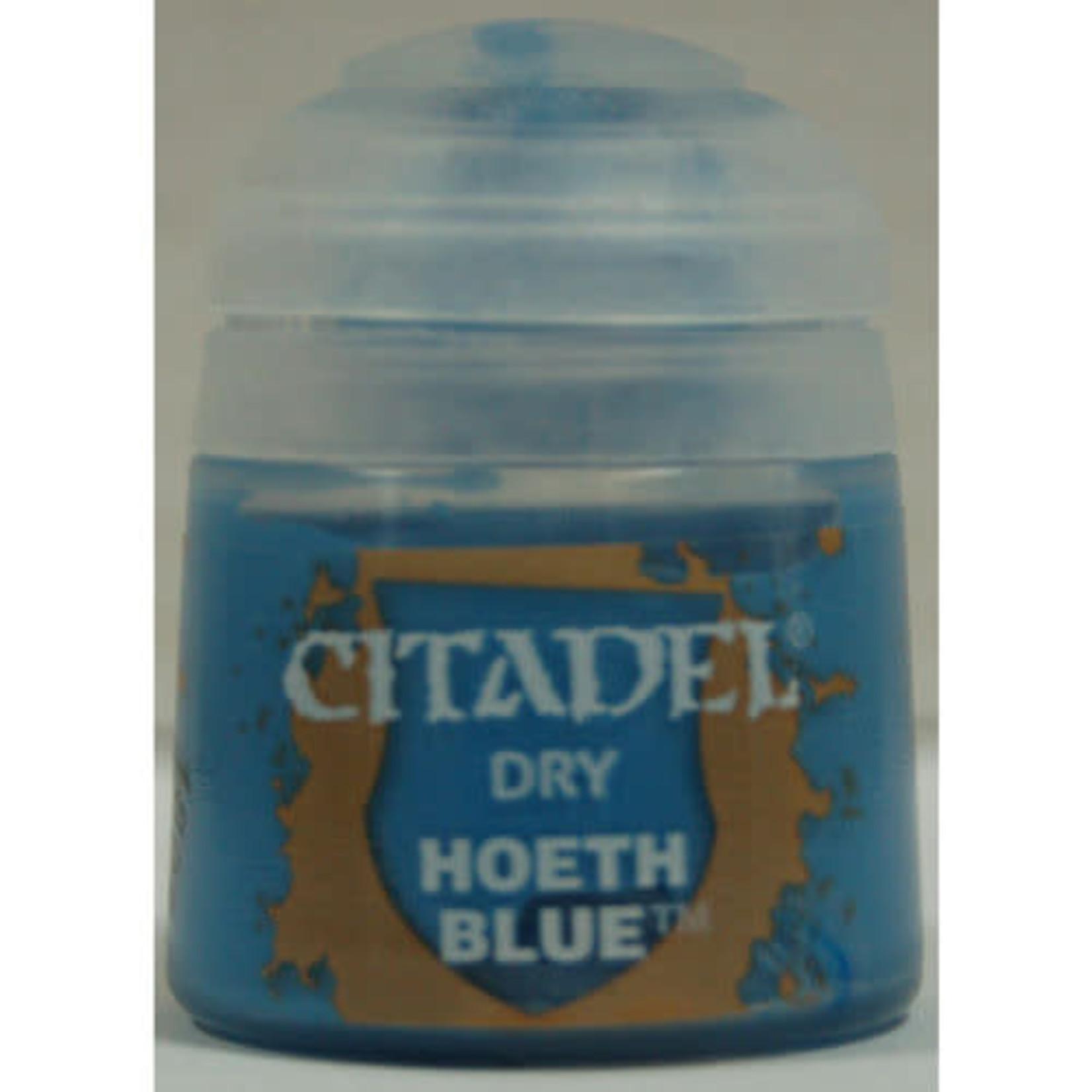 Citadel Citadel Paint - Dry: Hoeth Blue
