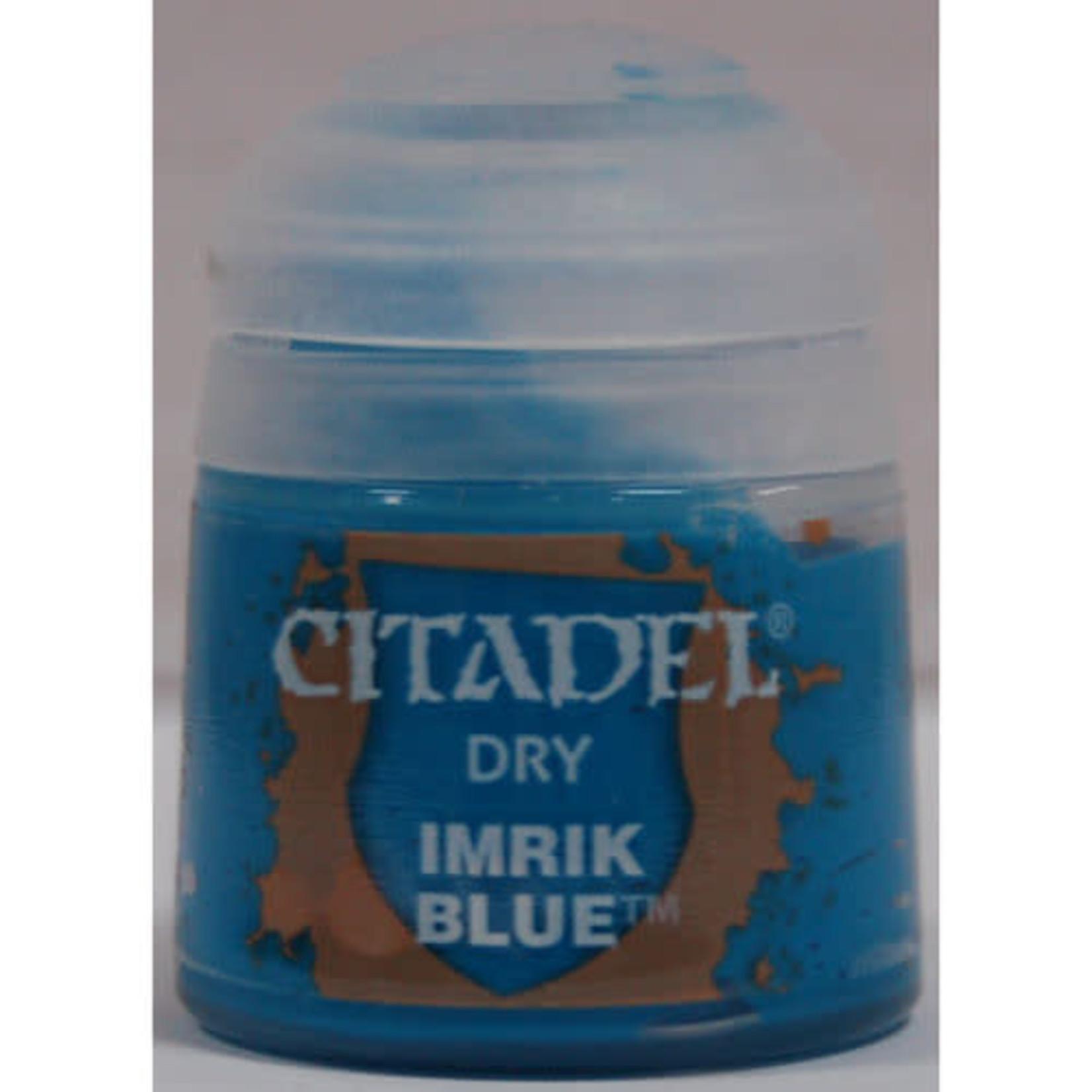 Citadel Citadel Paint - Dry: Imrik Blue