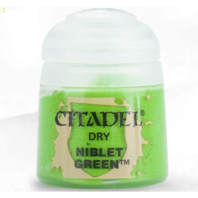 Citadel Niblet Green (Dry)