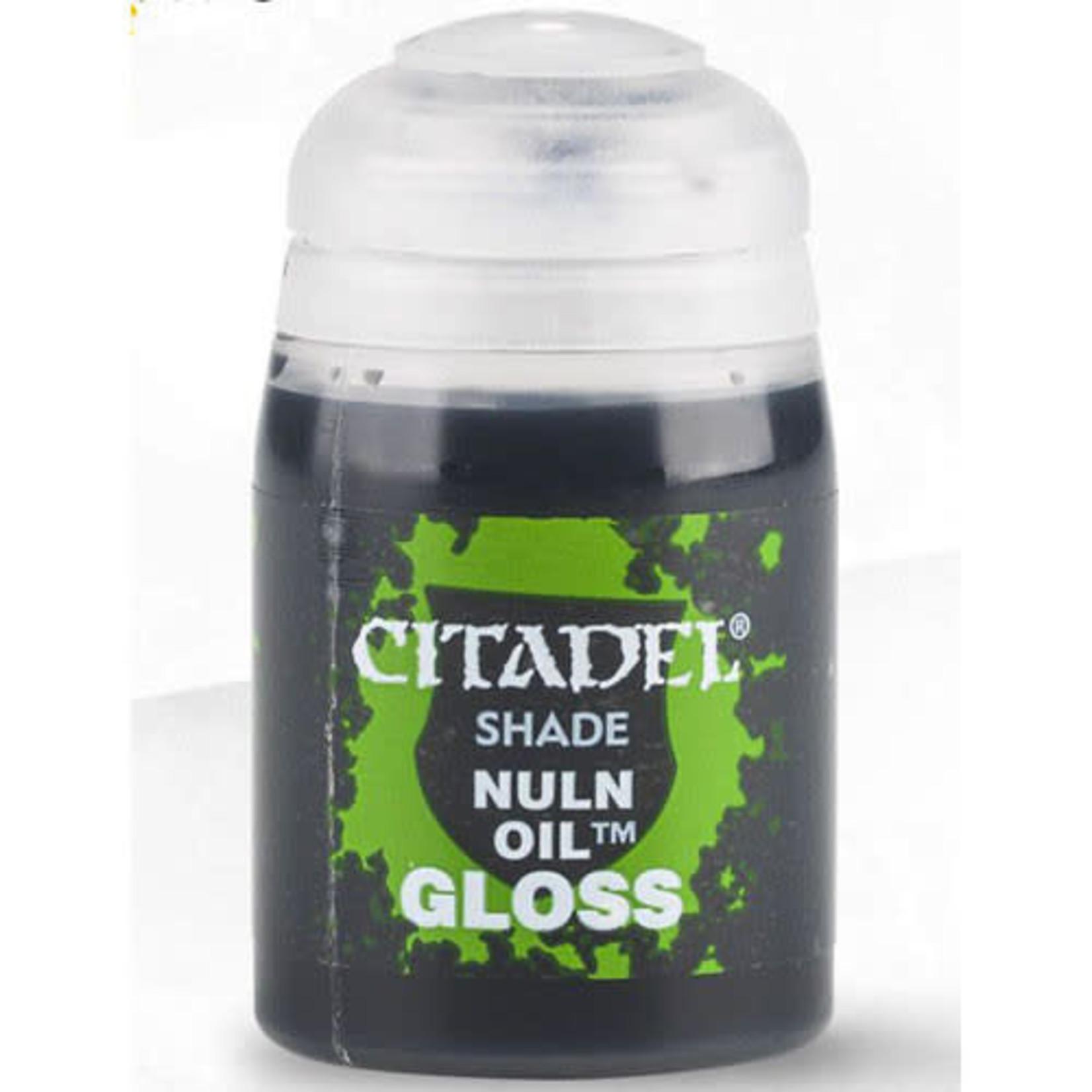 Citadel Citadel Paint - Shade: Nuln Oil GLOSS