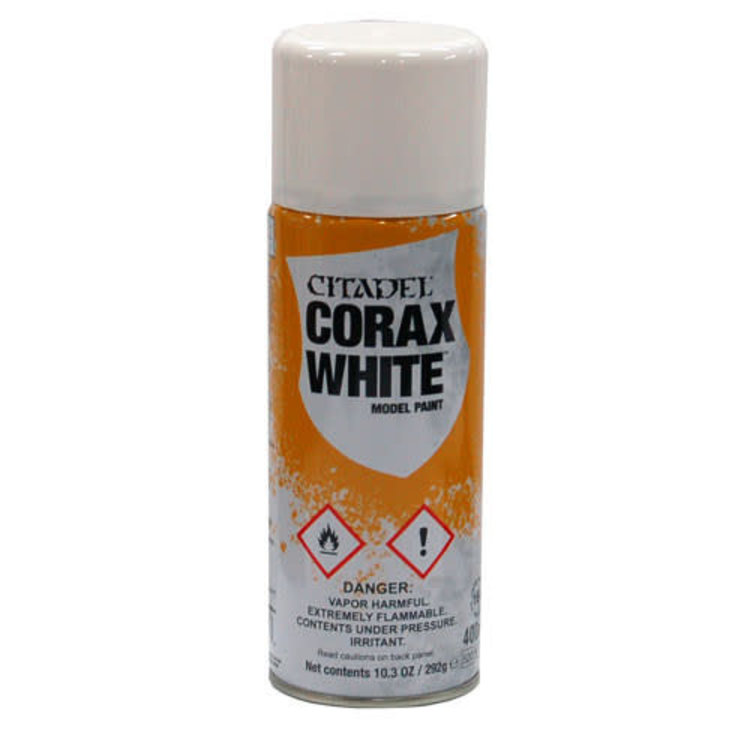 Citadel Citadel Paint - Primer: Corax White Spray