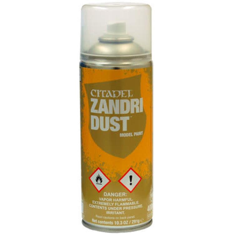 Citadel Citadel Paint - Spray Primer: Zandri Dust