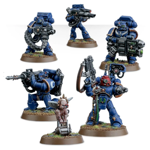 Games Workshop Warhammer 40k: Space Marines - Devastator Squad