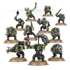 Games Workshop Warhammer 40k: Orks: Ork Boyz