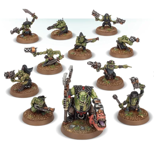 Games Workshop Orks Gretchin