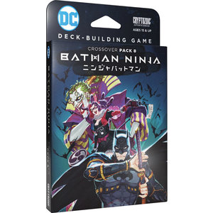 Cryptozoic DC Comics Deckbuilding Game: Crossover Pack 8 - Batman Ninja