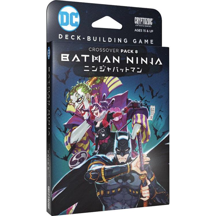 Cryptozoic DC Comics Deckbuilding Game: Crossover Pack 8 - Batman Ninja