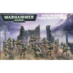 Games Workshop Warhammer 40k: Astra Militarum - Cadian Shock Troops