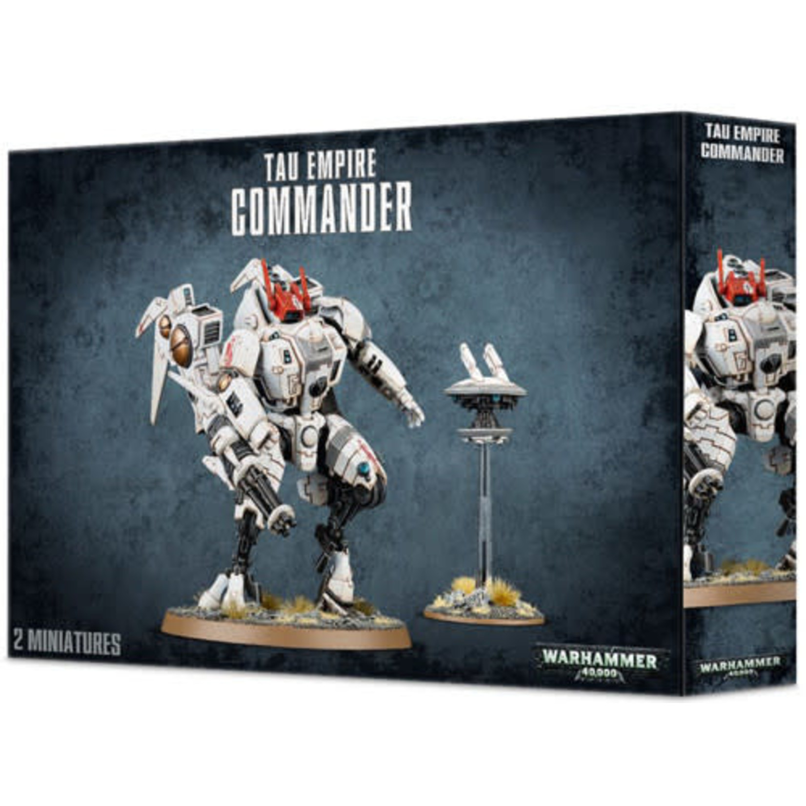 Games Workshop Warhammer 40k: Tau Empire - Commander