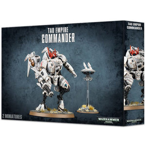 Games Workshop Warhammer 40k: Tau Empire - Commander