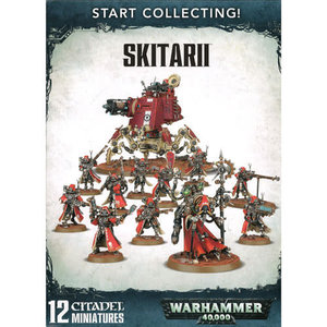 Games Workshop Warhammer 40k: Start Collecting! Skitarii