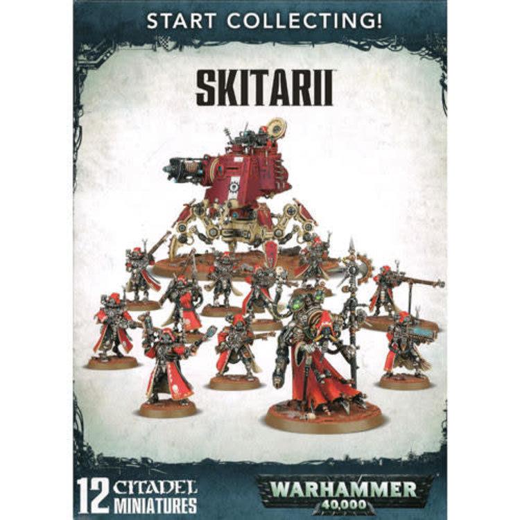 Games Workshop Warhammer 40k: Start Collecting! Skitarii