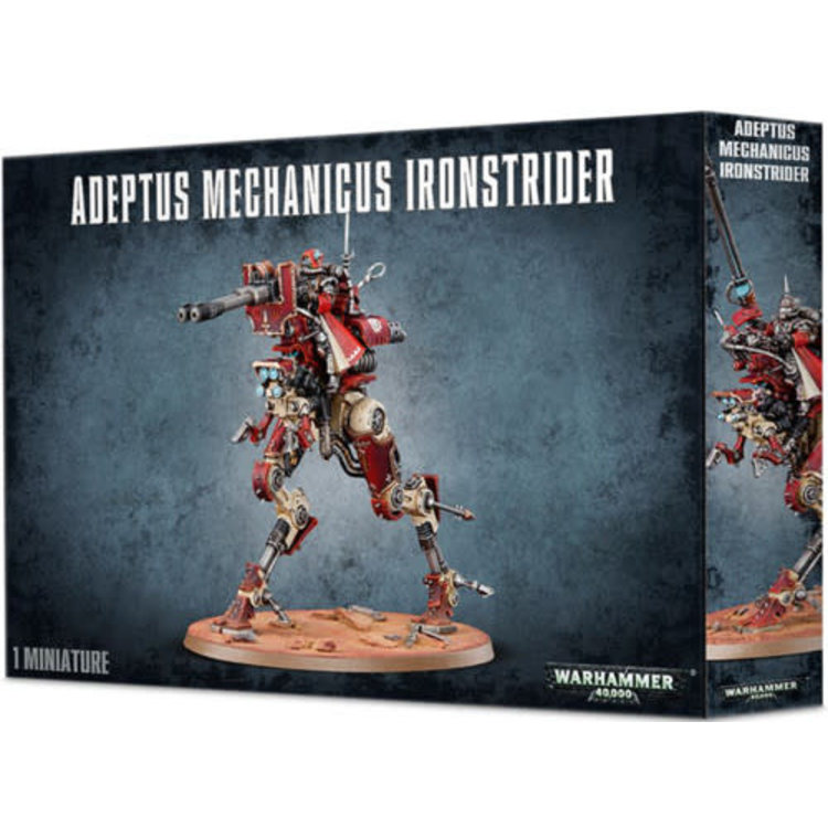 Games Workshop Warhammer 40k: Adeptus Mechanicus: Ironstrider Ballistarius