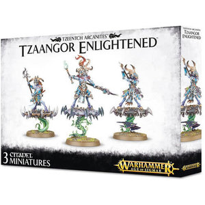Games Workshop Tzeentch Arcanites Tzaangor Enlightened/Skyfires