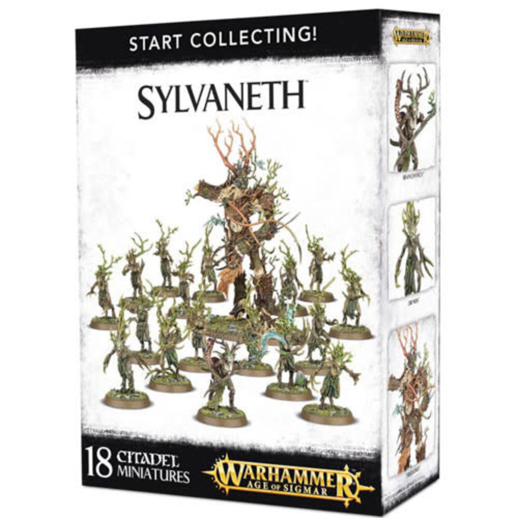 Games Workshop Warhammer Age of Sigmar: Start Collecting! Sylvaneth